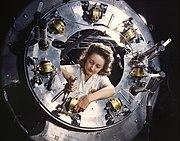 B-25 Engine Assembly