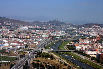 Besòs (river) - Image: BCN Riu Besos 4948