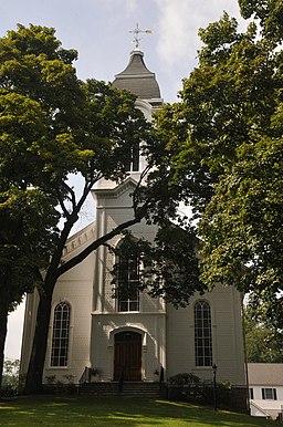 BETHLEHEM PRESBYTERIAN CHURCH, GRANDIN, HUNTERDON COUNTY