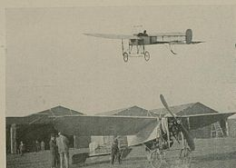 Un Blériot XI in volo