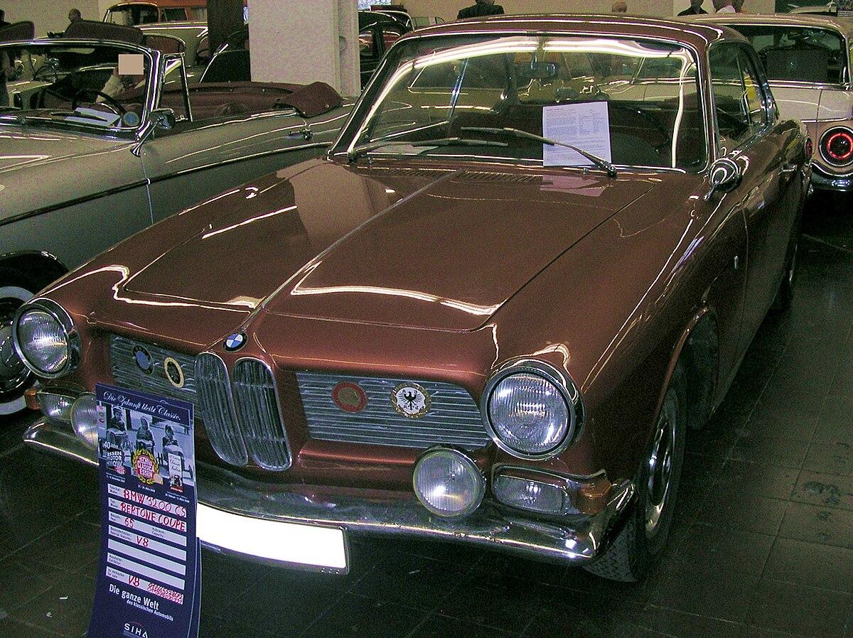 BMW 3200 CS – Wikipedia, wolna encyklopedia