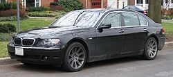 BMW 745iL (E65 facelift)