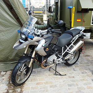 Military Emergencies Unit - Image: BMW R 1200 GS UME