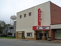 Bacon Theater (Northwest corner).JPG