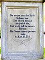 Bad Sassendorf – 4. Gedenktafel an der Sandsteinsäule - panoramio.jpg