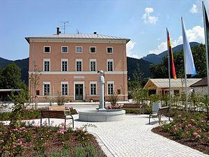 Chiemgau Railway - Aschau station