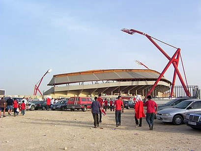 How to get to Bahrain National Stadium with public transit - About the place