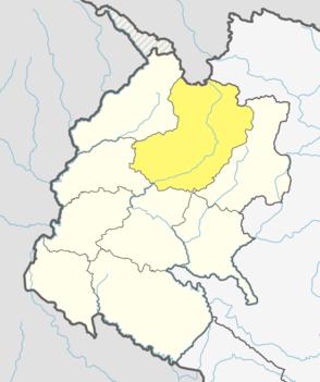 Bajhang District District in Sudurpashchim Province, Nepal