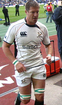 alt=Description de l'image Bakkies Botha-SA vs Scotland2009.jpg.