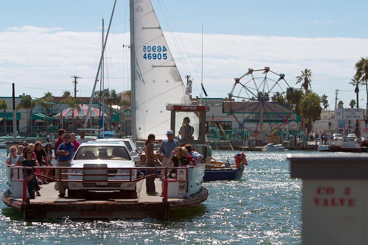 Balboa Island Ferry Wikipedia