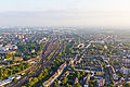 Ballonfahrt über Köln - Blick Richtung Vingst und Höhenberg, Rangierbahnhof Köln-Kalk Nord-RS-4167.jpg