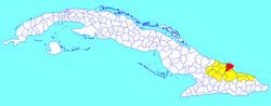 Banes (Cuban municipal map).png