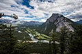 Banff National Park, as seen from Tunnel Mountain (32294421382).jpg