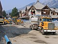 Banff under construction (2007) - panoramio.jpg