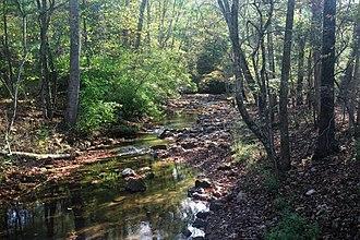 Barbours Creek Wilderness - Barbours Creek, near Va 617