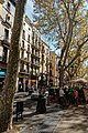 Barcelona - La Rambla dels Caputxins - View SE.jpg
