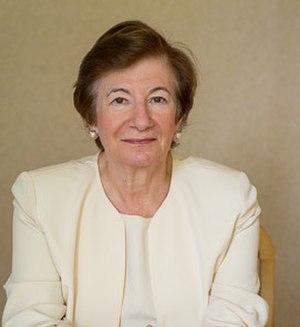 Ruth Deech, Baroness Deech - Ruth Baroness Deech