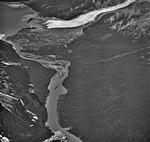 Barrier Glacier, terminus of piedmont glacier, September 2, 1970 (GLACIERS 6531).jpg