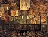 Bartholomeus van Bassen - The Great Hall of the Binnenhof in The Hague - WGA6277.jpg