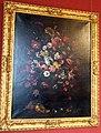 Bartolomeo bimbi, fiori in vaso con cedrati e fichi sul piano, 01.JPG