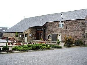 Bashall Eaves - Image: Bashall Barn geograph.org.uk 413109