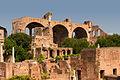 Basilica Constantine Maxentius Forum Romanum Rome.jpg