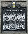 Battle of San Rafael (Bulacan) historical marker.jpg