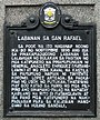 Battle of San Rafael (Bulacan) historical marker.jpg
