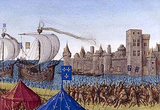 Battaglia di Tunisi nel 1270