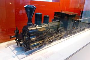Bavarian B VI - Image: Bayerische B VI 418 Hans Sachs Modell 1