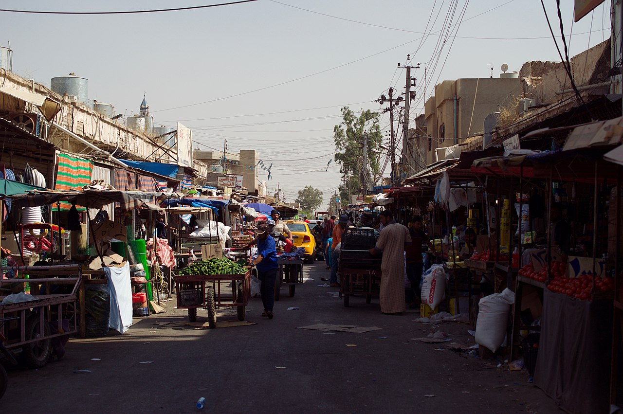 Bazaar in Kirkuk's city center 08.jpg
