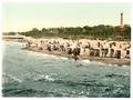 Beach and park, Colberg, Pomerania, Germany (i.e.,Kołobrzeg, Poland)-LCCN2002713972.tif