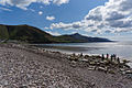 Beach at Rossbeigh in Dingle Bay Kerry Ireland.jpg