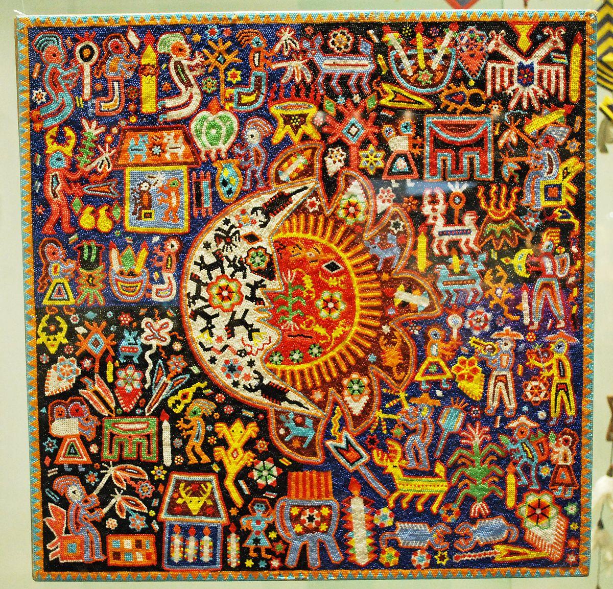 Mitolog 237 A Huichol Wikipedia La Enciclopedia Libre