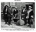 Beatrice Sumner Thompson with W.E. B. Du Bois and others in Hollywood. The Crisis, July 1923, p. 73.jpg