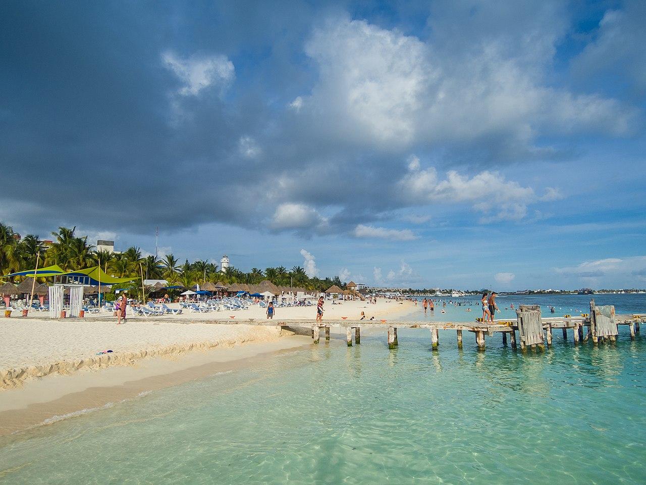 mexico tourism isla mujeres