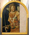 Beccafumi, testata di cataletto, 1503 ca. (siena pinacoteca), san michele.jpg