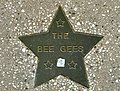 Bee Gees, Caloundra Walk of Stars.jpg