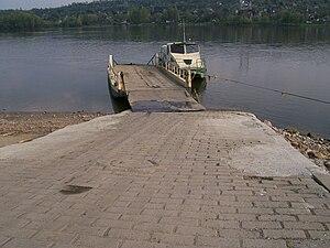 Begeč - Begec - Banostar Ferry.