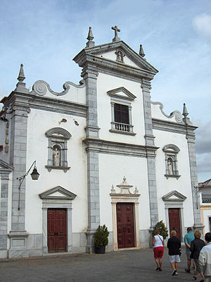 Roman Catholic Diocese of Beja - The Cathedral of St. James the Greater in Beja