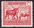 Belgian Congo 1925 issue-60c