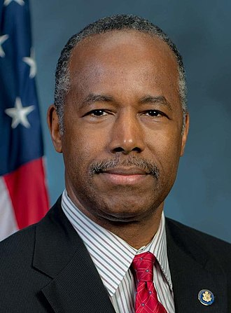 United States Secretary of Housing and Urban Development - Image: Ben Carson headshot