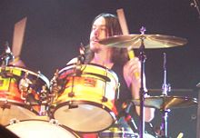 Ben Gillies al Webster Hall de Nova York el 13 de febrer de 2007.