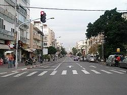 Ben Yehuda str., Tel Aviv.JPG