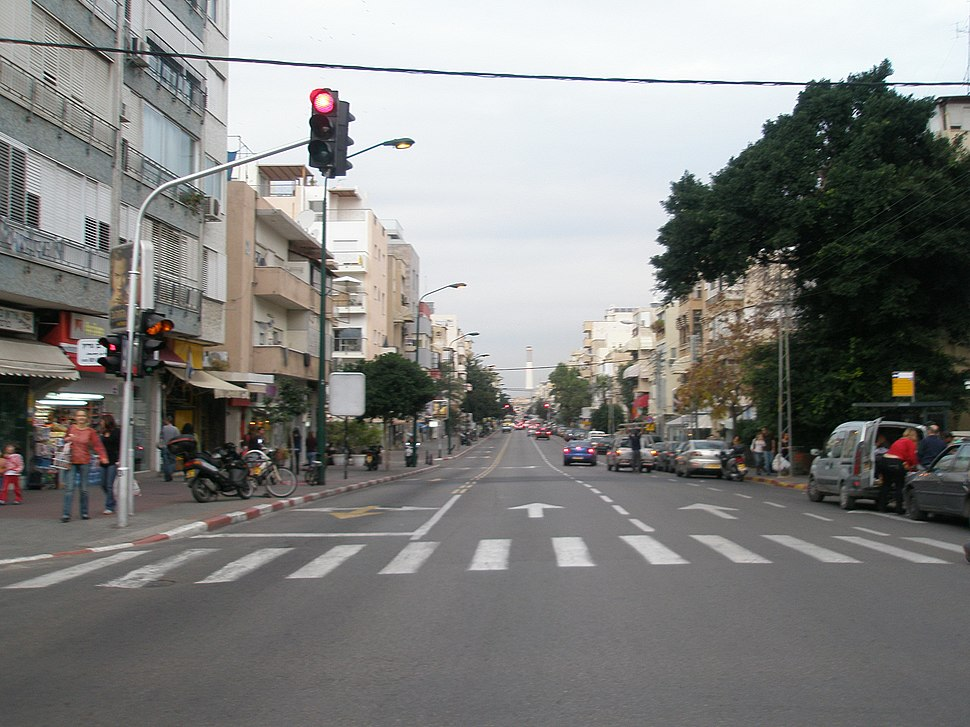 Ben Yehuda str., Tel Aviv