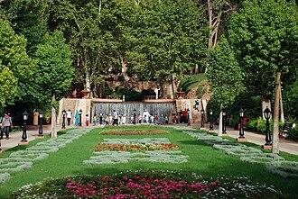 Béni Mellal-Khénifra - Ain Asserdoun spring, Béni Mellal