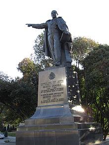Benito Juarez Statue Wikipedia The Free Encyclopedia