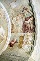 Benozzo gozzoli, tabernacolo di legoli, 1479-80, 13, maestà e santi 03.jpg