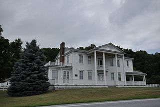Mountain View Stock Farm United States historic place