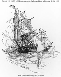 French corvette <i>Berceau</i> (1794)